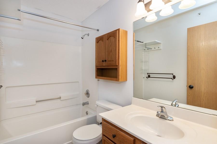 Real Estate Photography - 9099 Scarlet Globe Dr, Eden Prairie, MN, 55347 - 2nd Bathroom