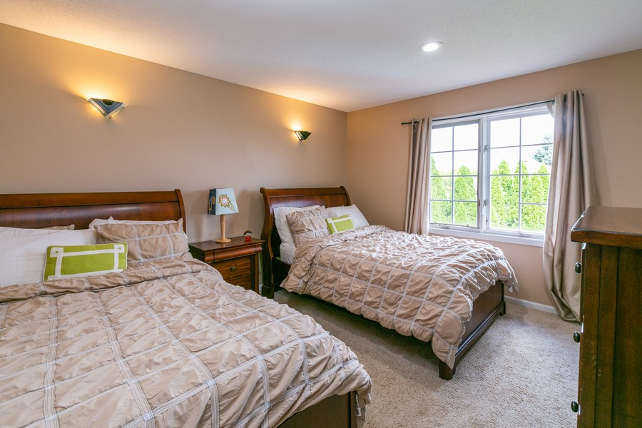 Real Estate Photography - 9046 Edinburgh Ln, Woodbury, MN, 55125 - 3rd Bedroom