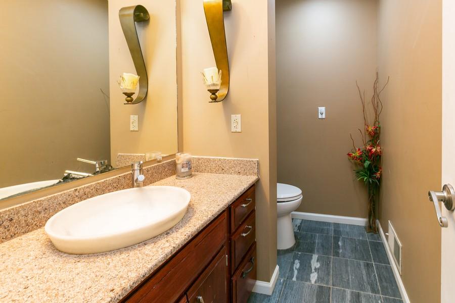 Real Estate Photography - 9046 Edinburgh Ln, Woodbury, MN, 55125 - Bathroom