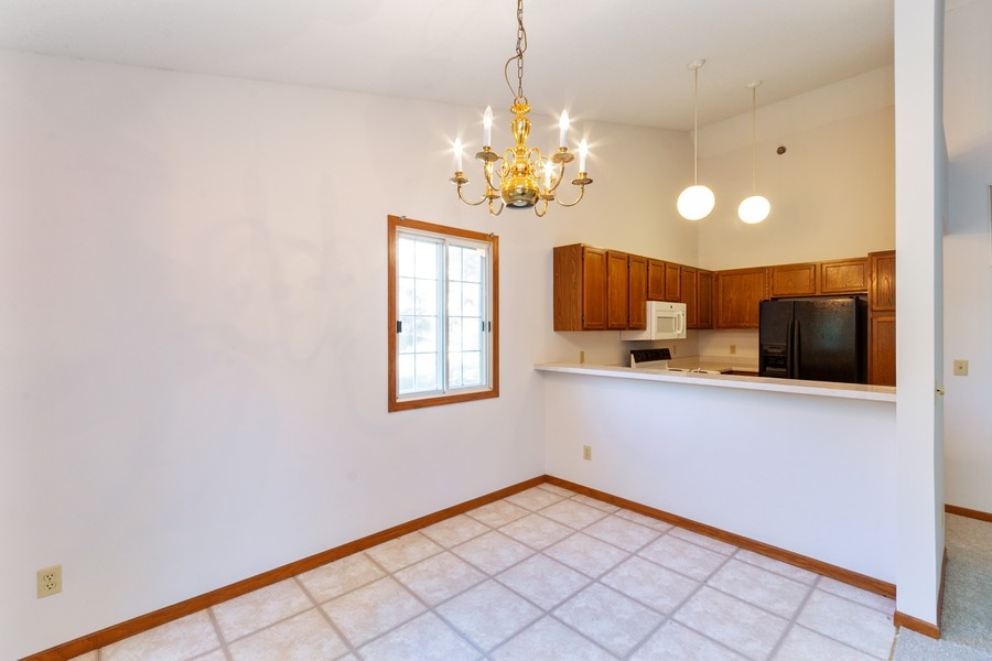 Real Estate Photography - 11215 Oregon Cir, Bloomington, MN, 55438 - Dining Room