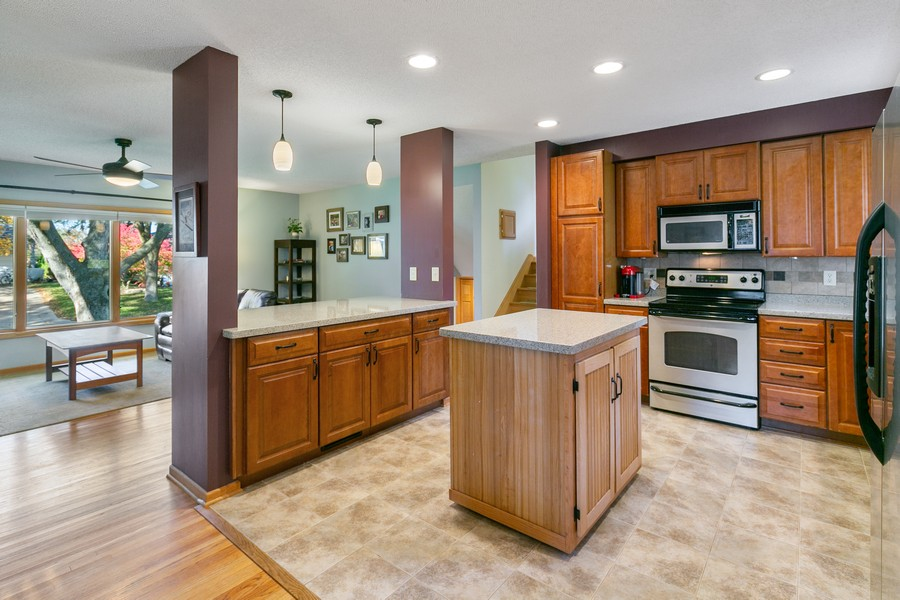 Real Estate Photography - 5717 Dale Ave, Edina, MN, 55436 - Kitchen