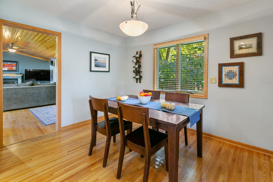 Real Estate Photography - 5717 Dale Ave, Edina, MN, 55436 - Dining Room