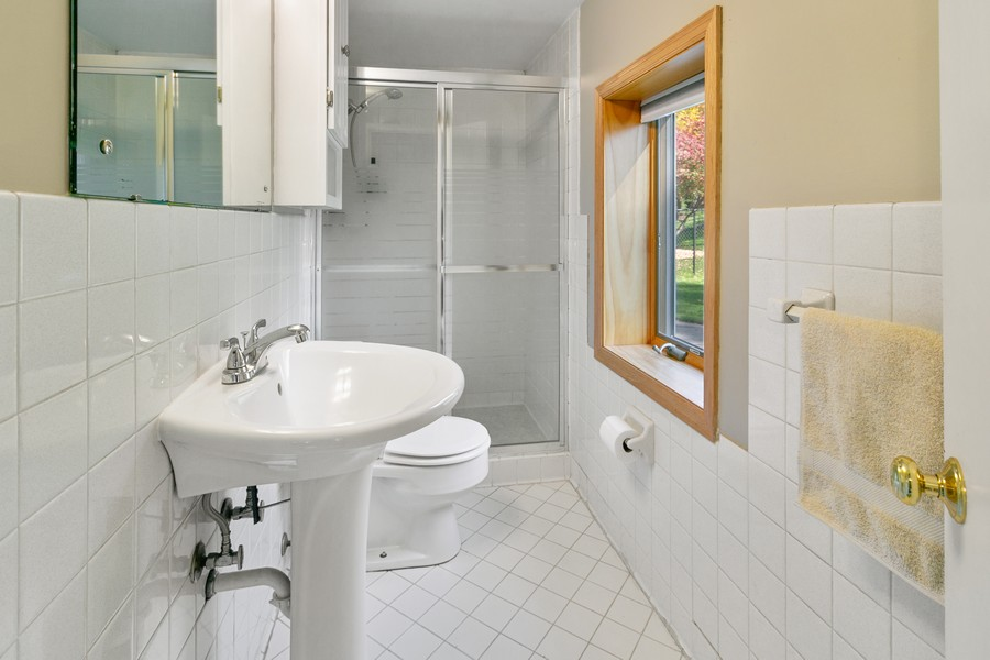 Real Estate Photography - 5717 Dale Ave, Edina, MN, 55436 - 2nd Bathroom
