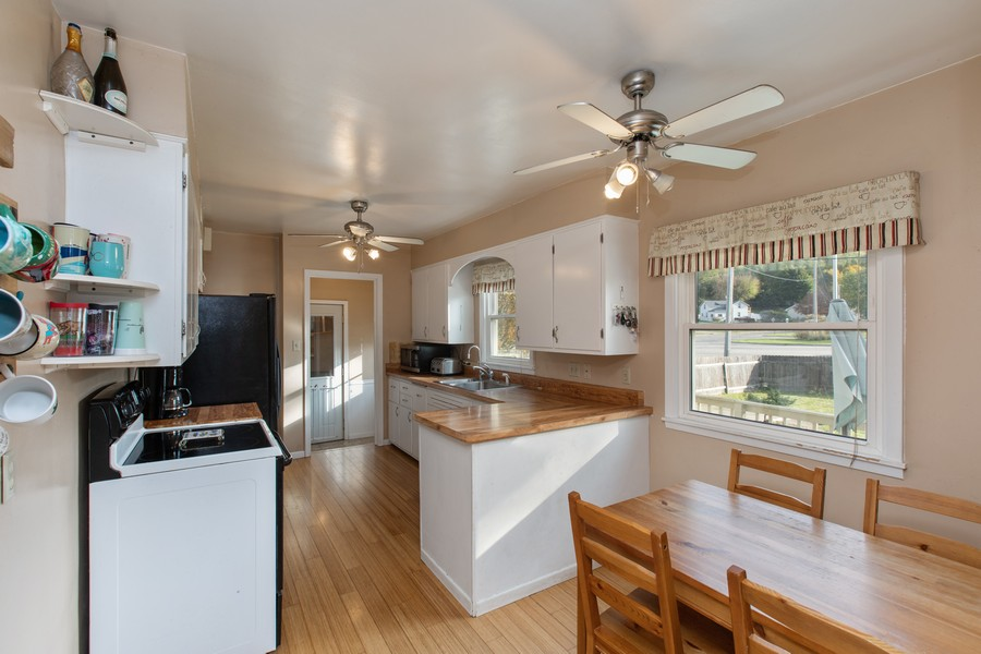 Real Estate Photography - 509 20th Street, Red Wing, MN, 55066 - Kitchen