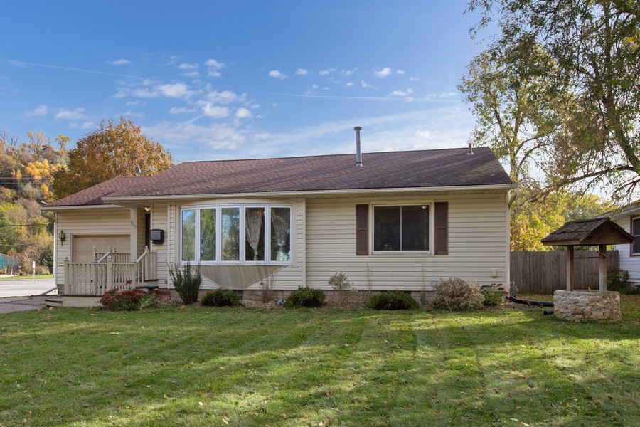 Real Estate Photography - 509 20th Street, Red Wing, MN, 55066 - Front View