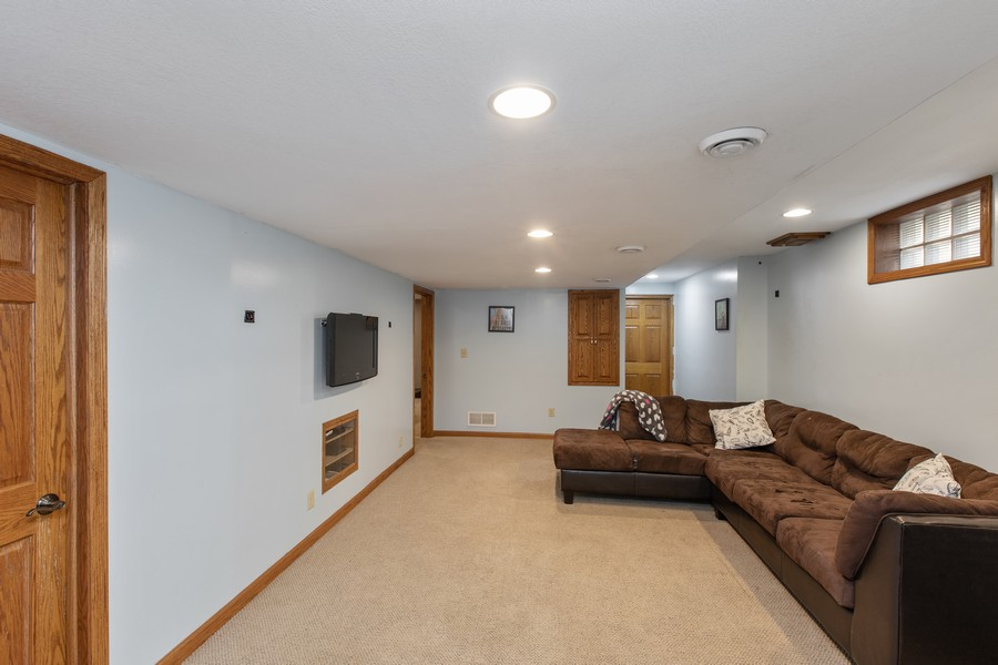 Real Estate Photography - 509 20th Street, Red Wing, MN, 55066 - Family Room