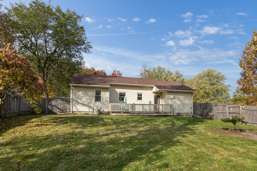 Real Estate Photography - 509 20th Street, Red Wing, MN, 55066 - Rear View