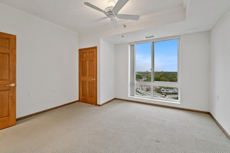 Real Estate Photography - 6600 Lyndale Ave S, Unit 1204, Richfield, MN, 55423 - 2nd Bedroom