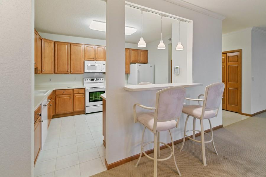 Real Estate Photography - 6600 Lyndale Ave S, Unit 1204, Richfield, MN, 55423 - Kitchen