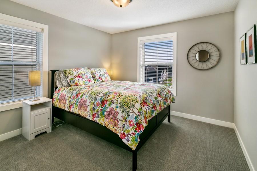 Real Estate Photography - 16219 Elkhorn Trail, Lakeville, MN, 55044 - 4th Bedroom
