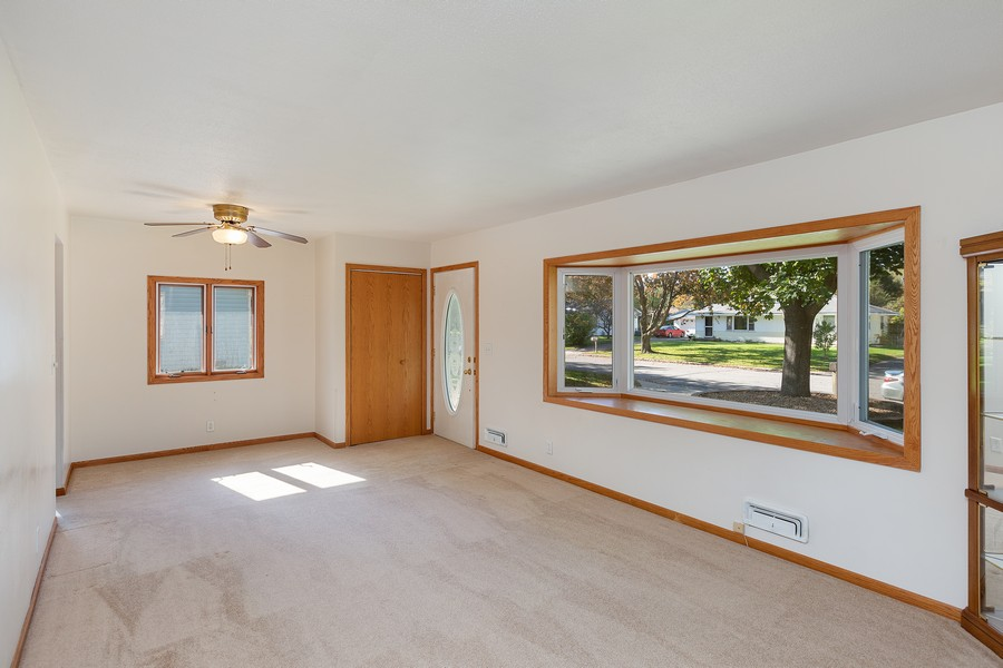 Real Estate Photography - 8369 Goodview Ave S, Cottage Grove, MN, 55016 - Living Room