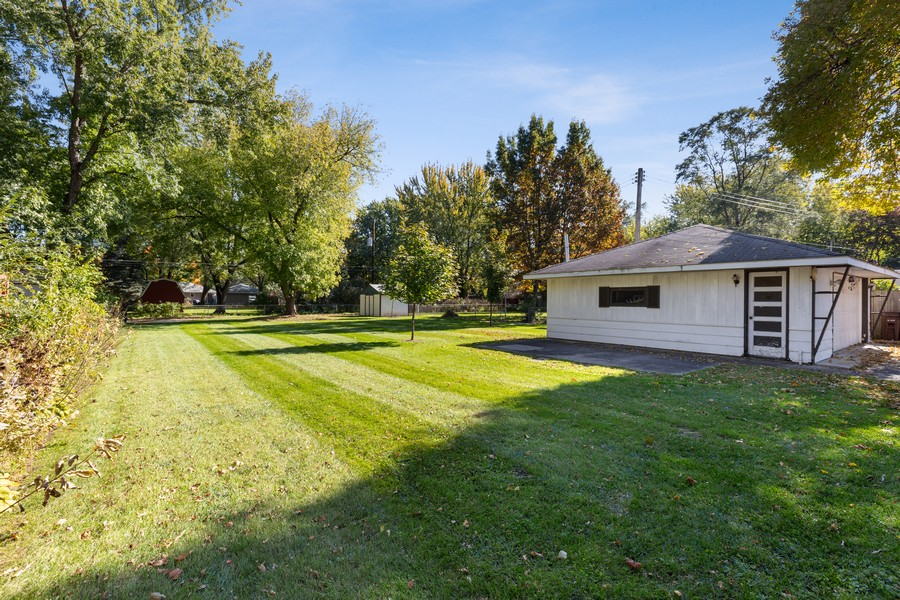 Real Estate Photography - 8369 Goodview Ave S, Cottage Grove, MN, 55016 - Back Yard