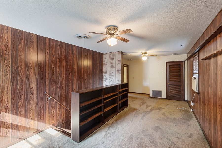 Real Estate Photography - 8369 Goodview Ave S, Cottage Grove, MN, 55016 - Family Room