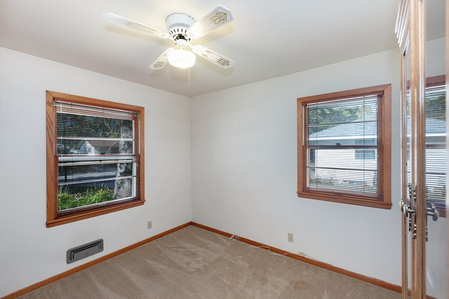 Real Estate Photography - 8369 Goodview Ave S, Cottage Grove, MN, 55016 - Den