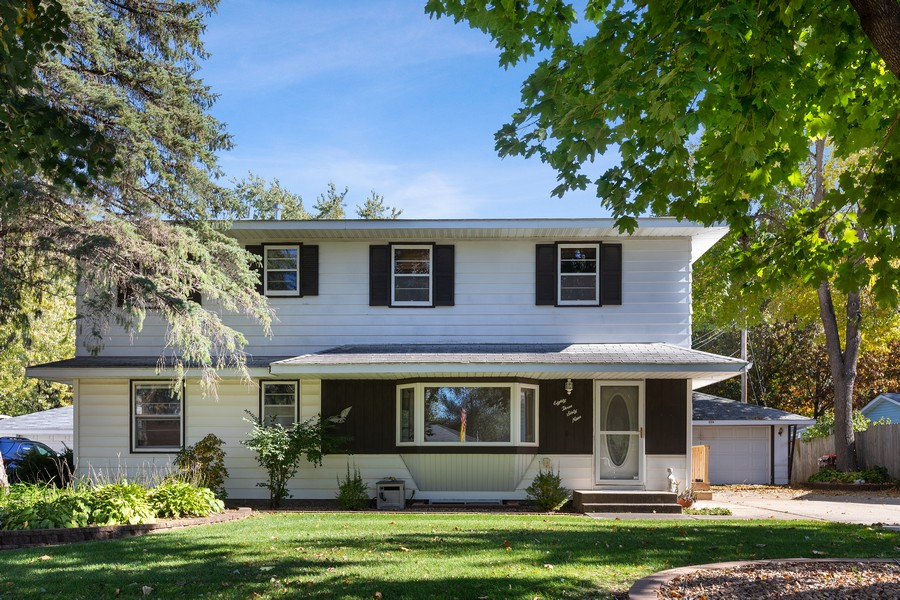 Real Estate Photography - 8369 Goodview Ave S, Cottage Grove, MN, 55016 - Front View
