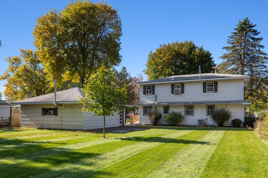 Real Estate Photography - 8369 Goodview Ave S, Cottage Grove, MN, 55016 - Rear View