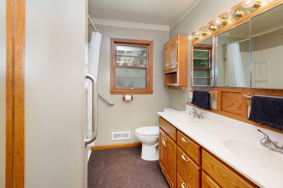 Real Estate Photography - 8369 Goodview Ave S, Cottage Grove, MN, 55016 - Bathroom