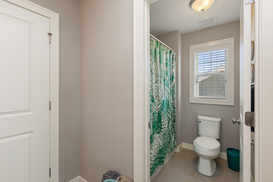 Real Estate Photography - 16646 Early Dawn Trail, Lakeville, MN, 55044 - 3rd Bathroom
