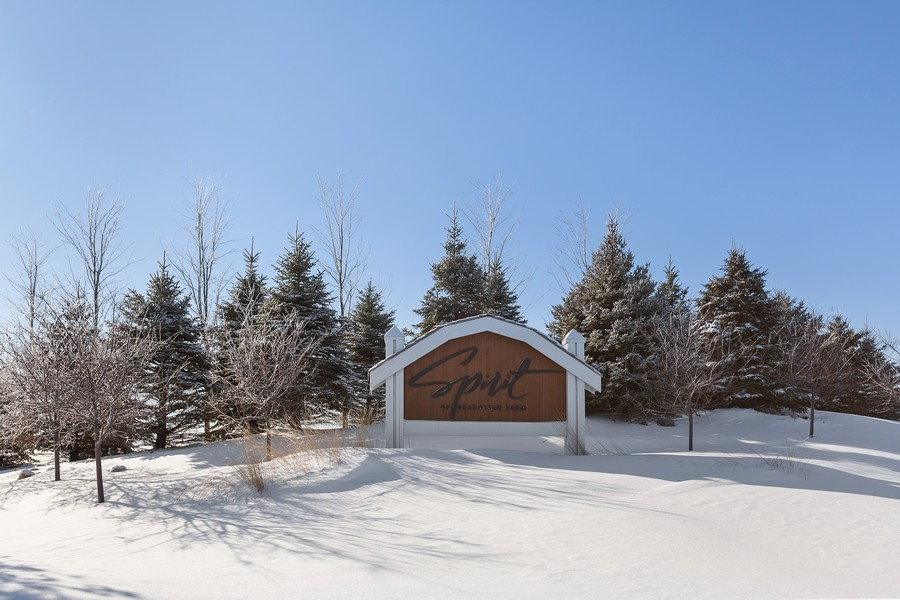 Real Estate Photography - 16646 Early Dawn Trail, Lakeville, MN, 55044 - View