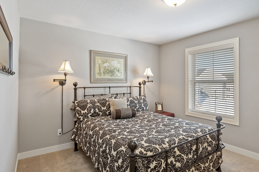 Real Estate Photography - 16646 Early Dawn Trail, Lakeville, MN, 55044 - 4th Bedroom