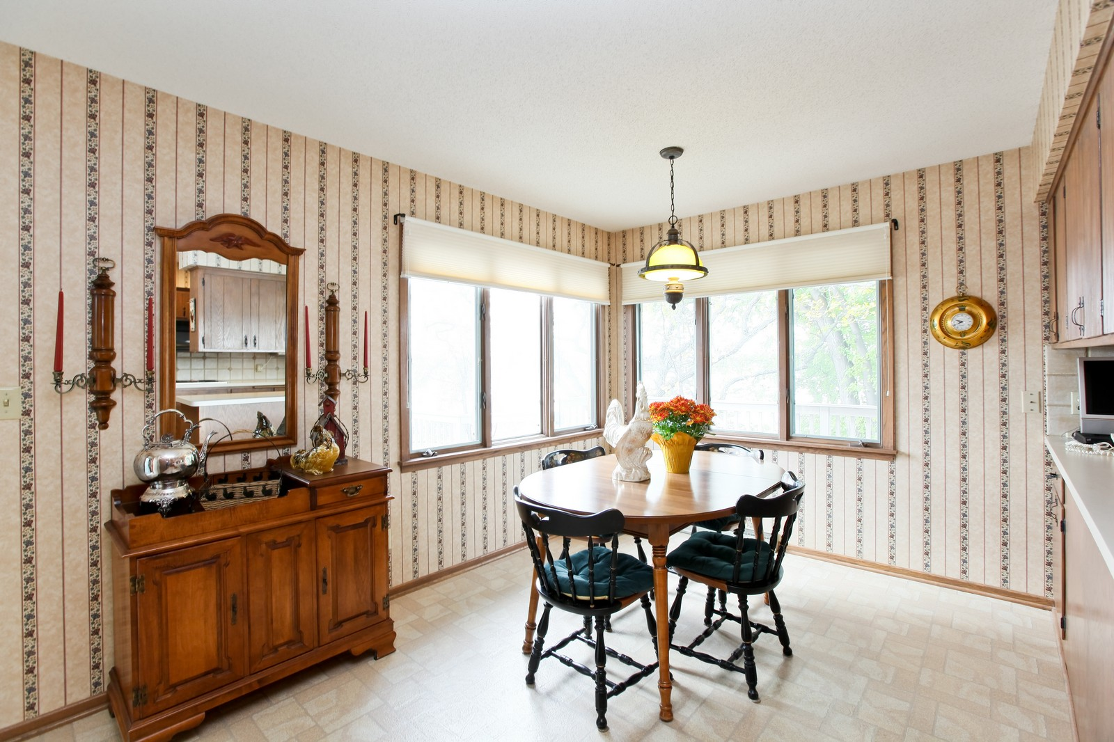 Real Estate Photography - 4500 Six Mile Creek Rd, Minnetrista, MN, 55375 - Dining Room