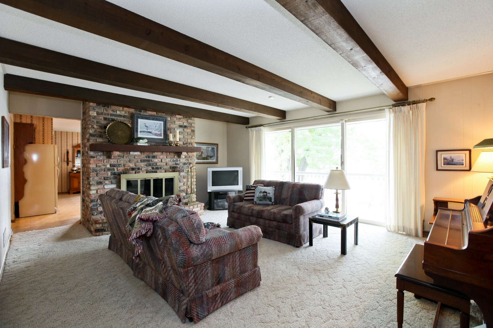 Real Estate Photography - 4500 Six Mile Creek Rd, Minnetrista, MN, 55375 - Family Room