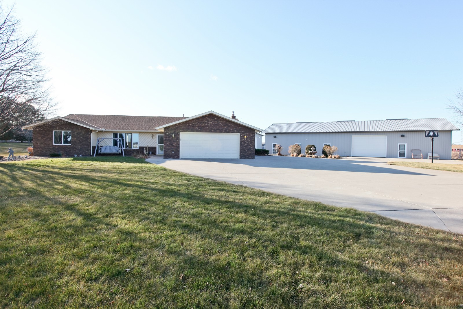 Real Estate Photography - 8095 Trail Haven Rd, Corcoran, MN, 55340 - Front View