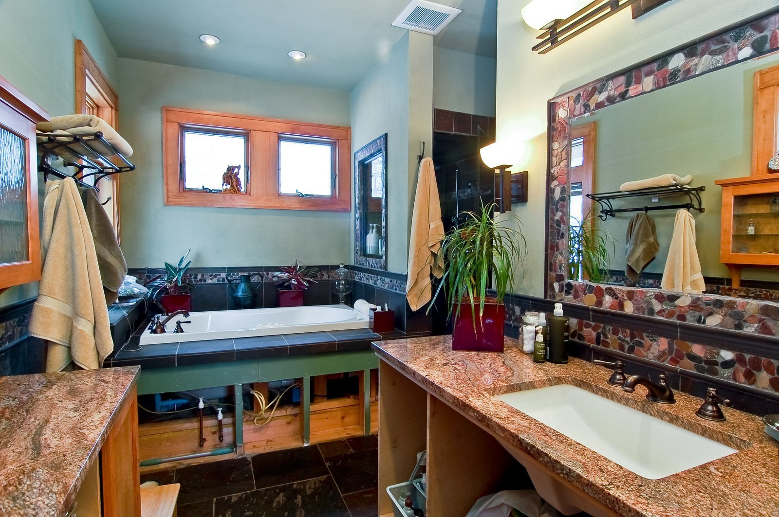 Real Estate Photography - 5012 Upton Avenue South, Minneapolis, MN, 55410 - Master Bathroom