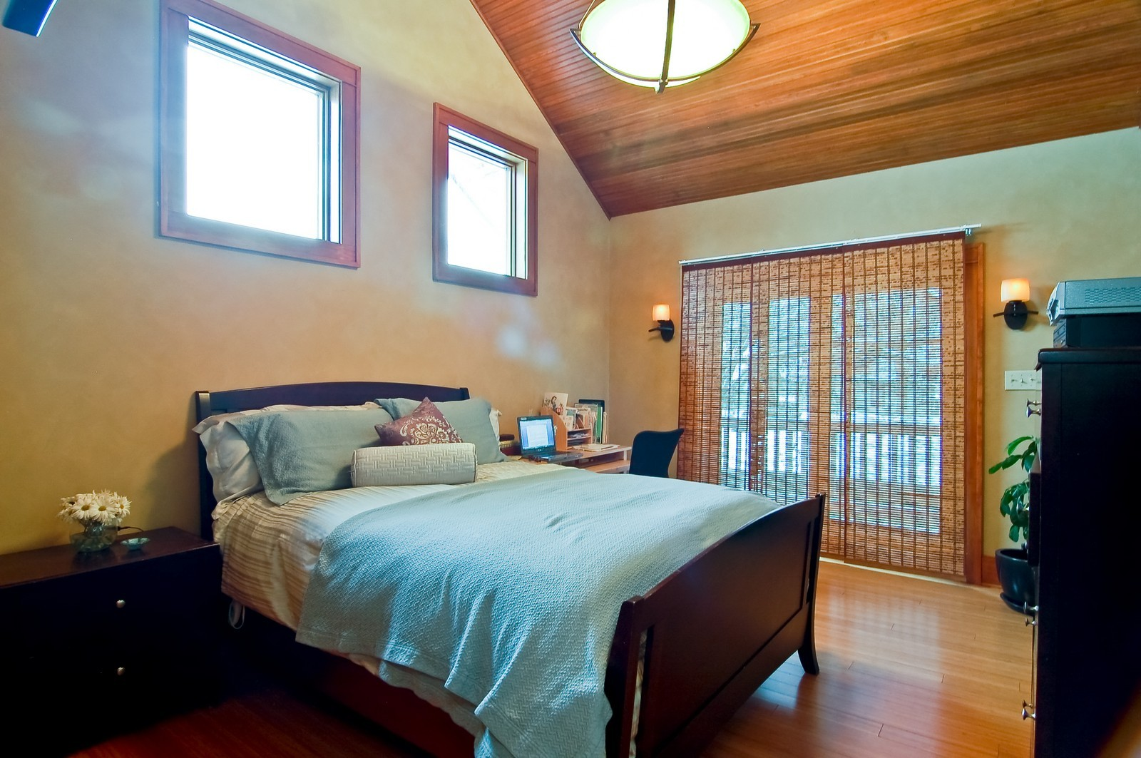 Real Estate Photography - 5012 Upton Avenue South, Minneapolis, MN, 55410 - Master Bedroom
