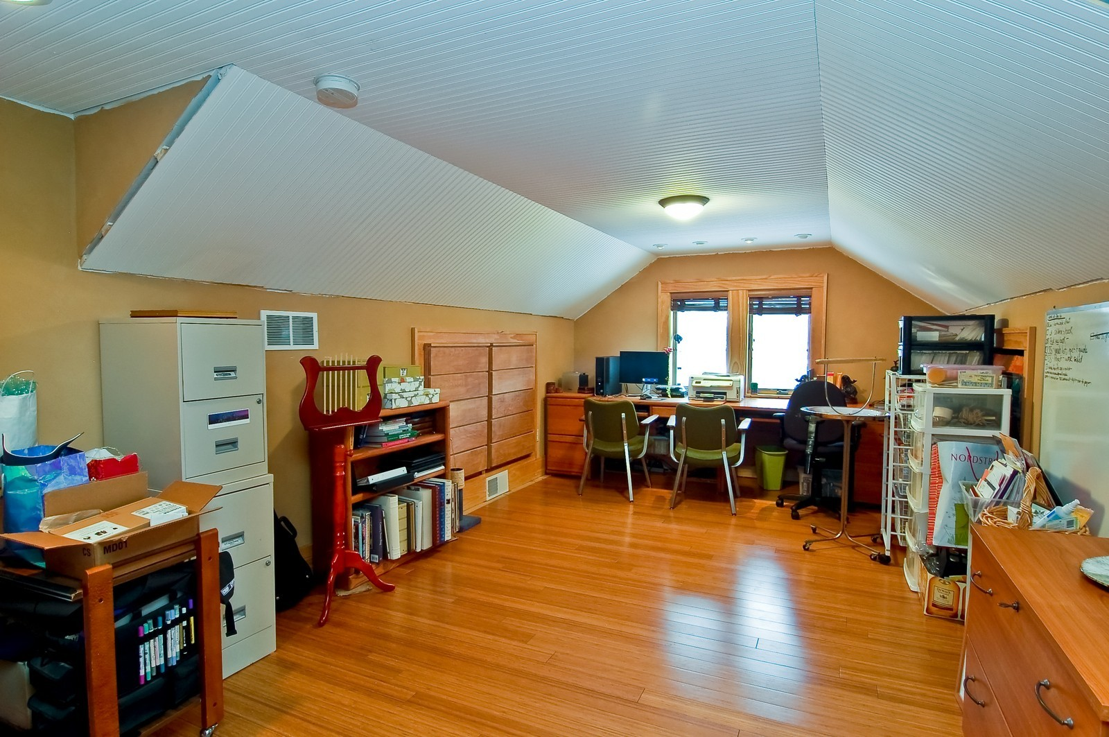 Real Estate Photography - 5012 Upton Avenue South, Minneapolis, MN, 55410 - Office