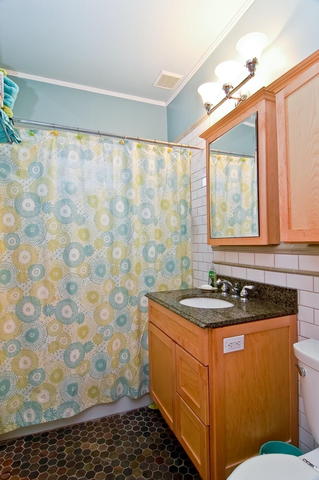 Real Estate Photography - 5012 Upton Avenue South, Minneapolis, MN, 55410 - Bathroom