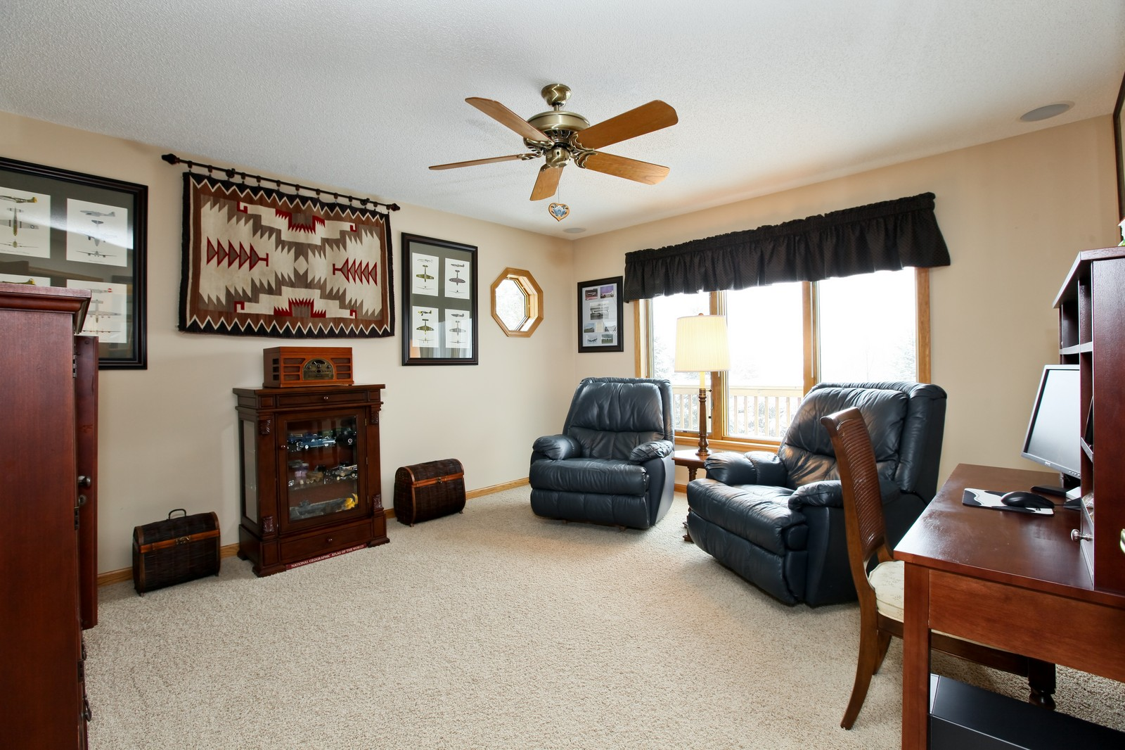 Real Estate Photography - 16020 38th Ave North, Plymouth, MN, 55446 - 2nd Bedroom