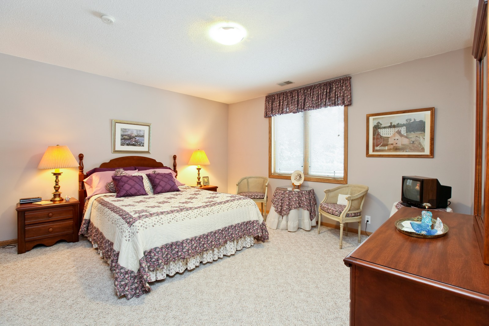 Real Estate Photography - 16020 38th Ave North, Plymouth, MN, 55446 - 3rd Bedroom