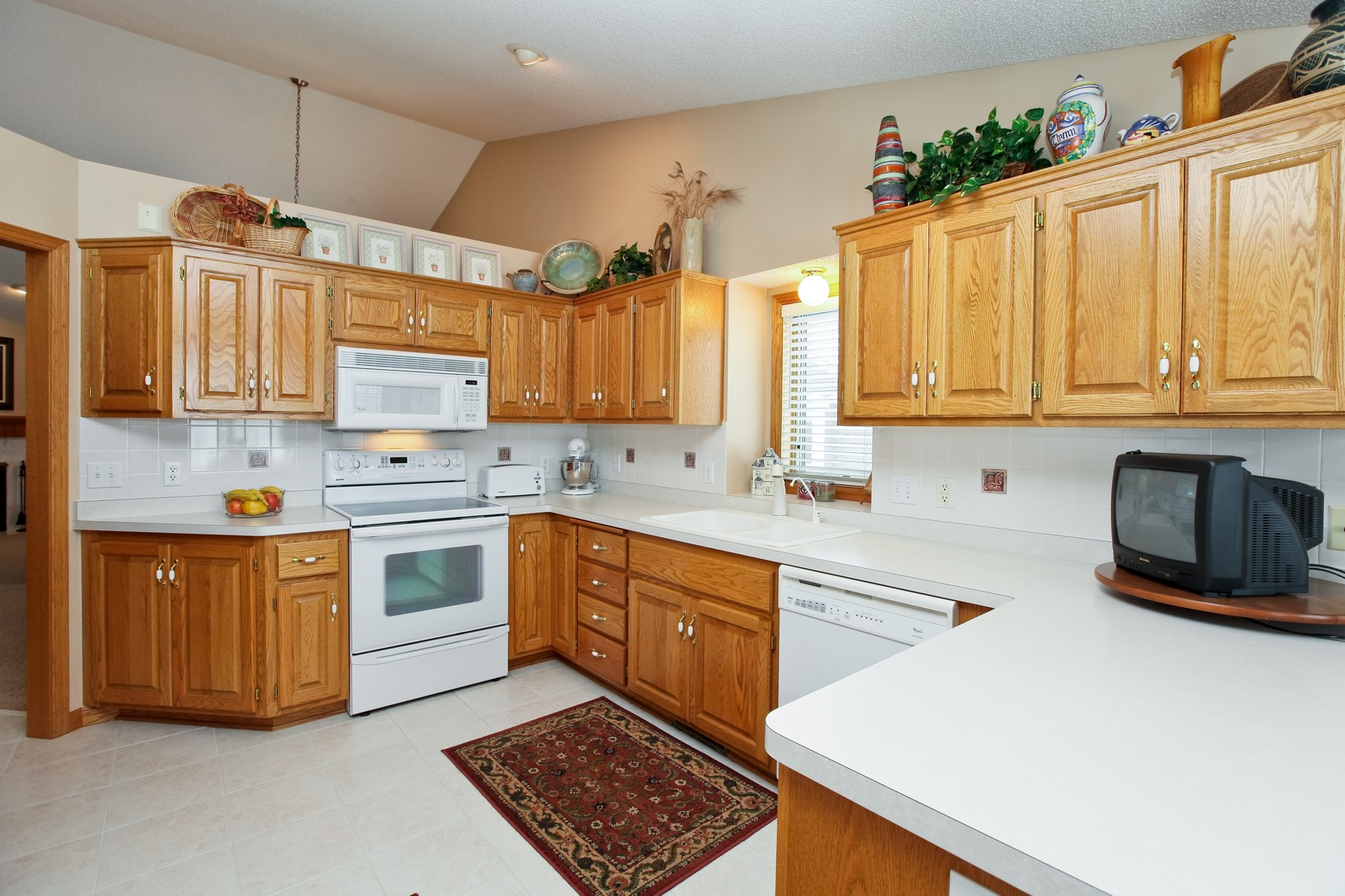 Real Estate Photography - 16020 38th Ave North, Plymouth, MN, 55446 - Kitchen
