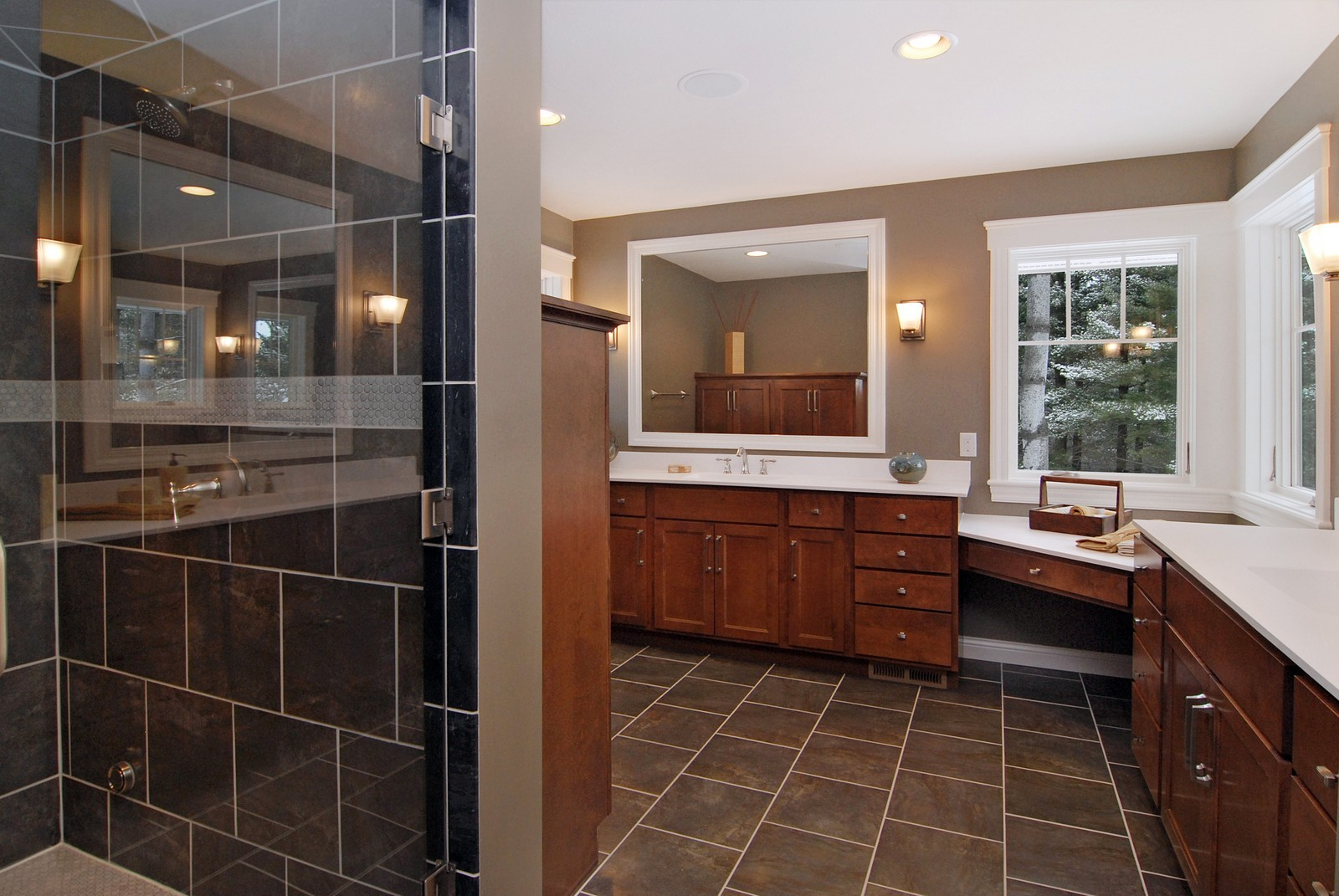 Real Estate Photography - 13220 24th Street North, West Lakeland, MN, 55082 - Master Bathroom