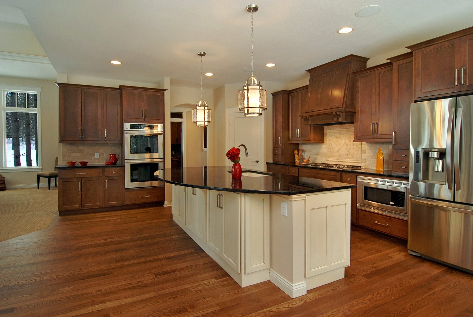 Real Estate Photography - 13220 24th Street North, West Lakeland, MN, 55082 - Kitchen