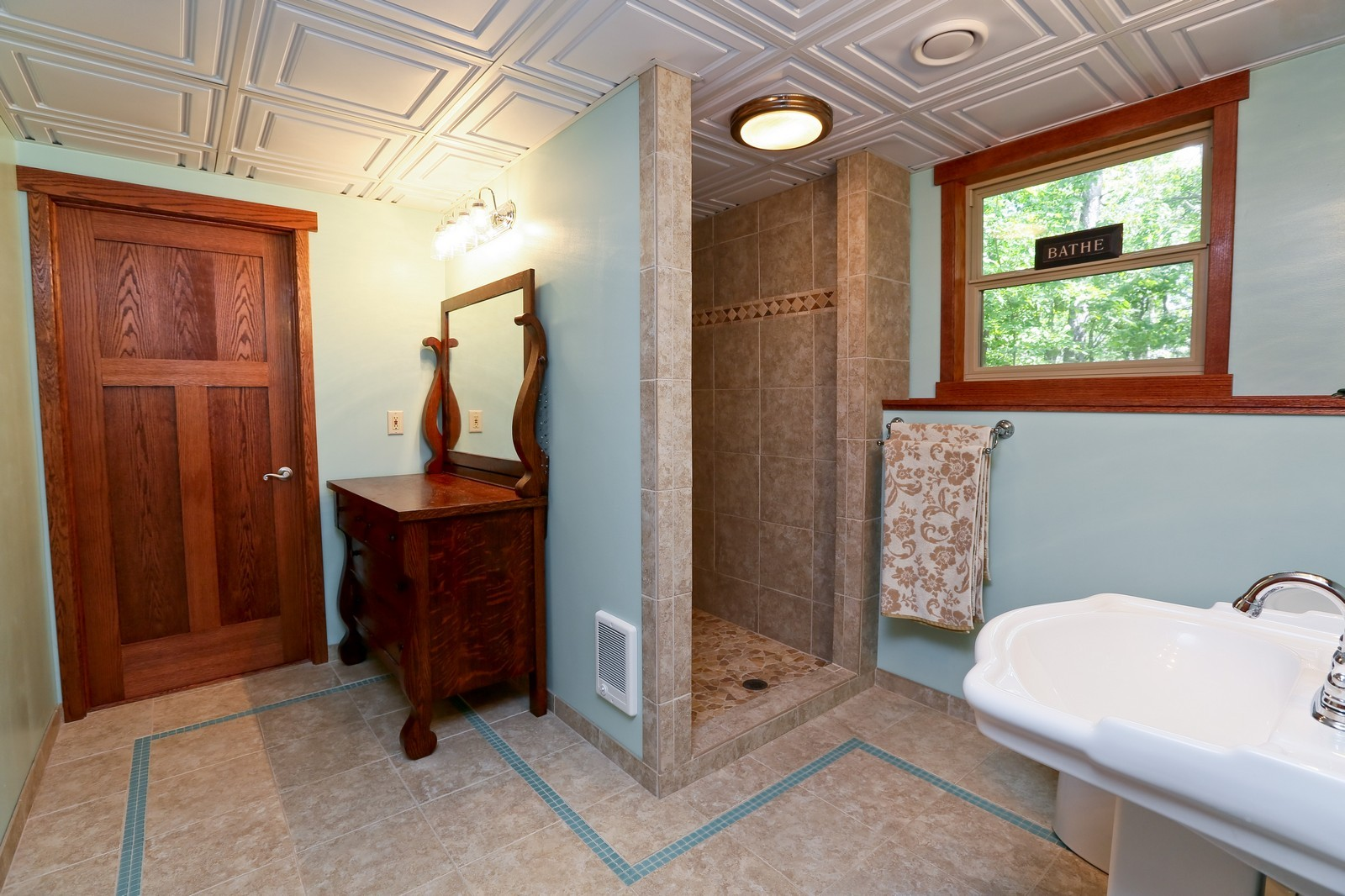 Real Estate Photography - 328 194th Street, Osceola, WI, 54020 - Master Bathroom
