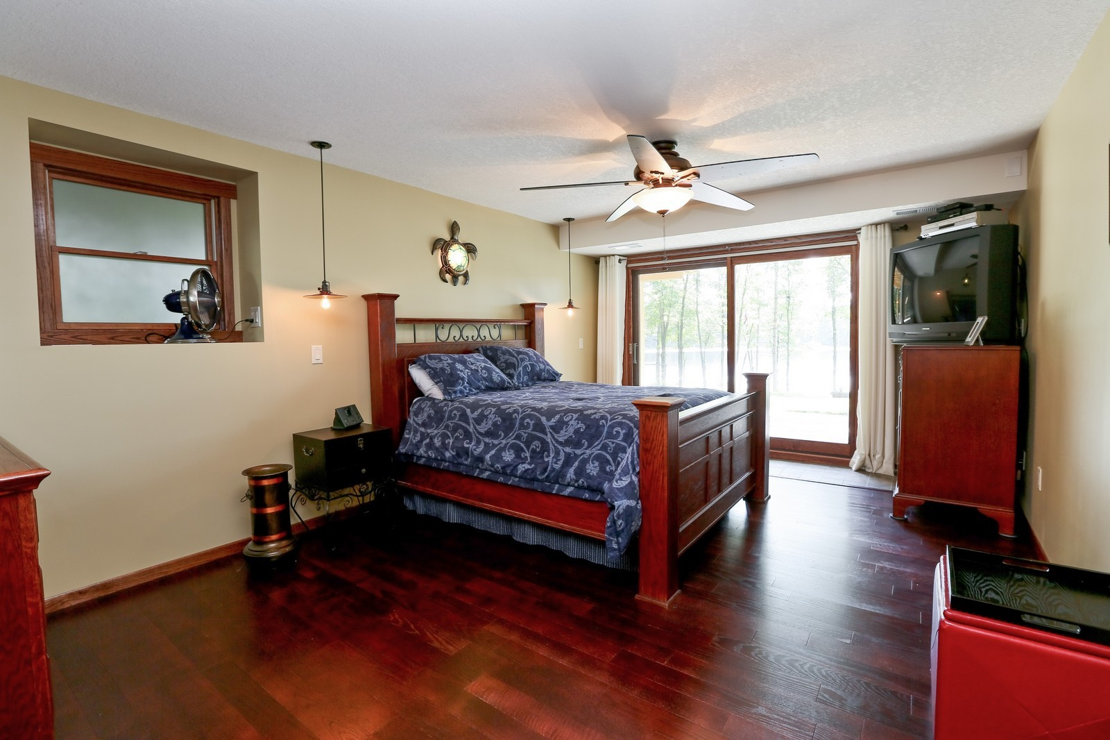 Real Estate Photography - 328 194th Street, Osceola, WI, 54020 - Master Bedroom