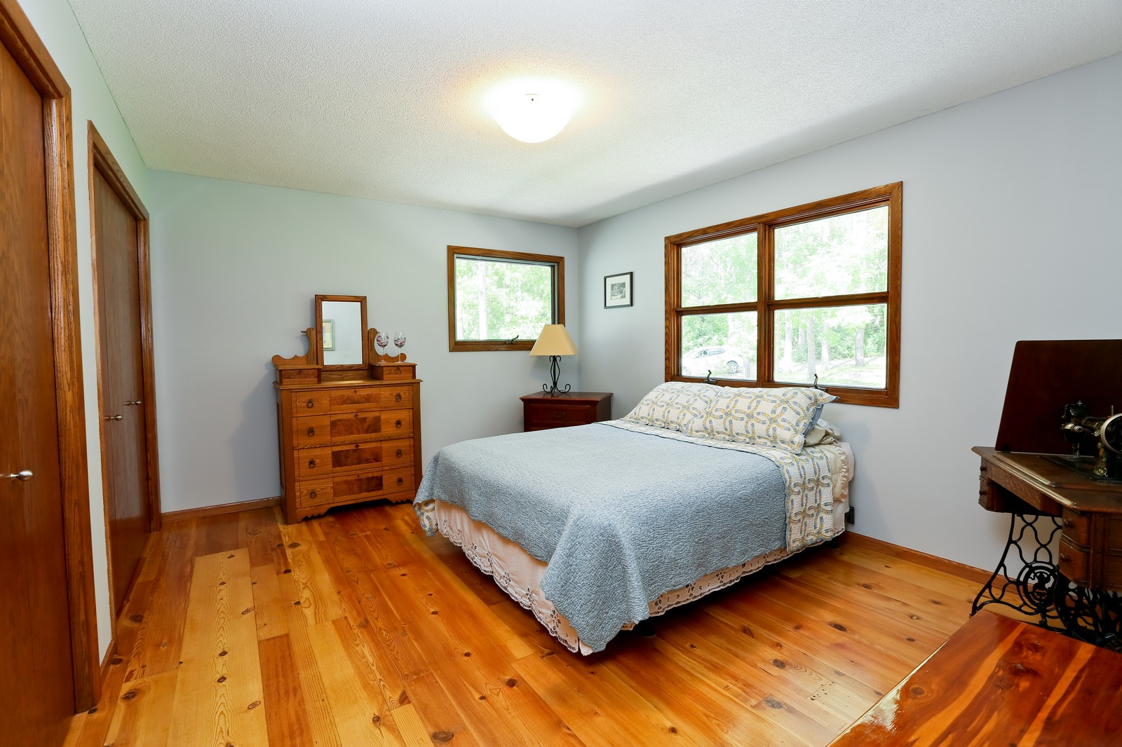 Real Estate Photography - 328 194th Street, Osceola, WI, 54020 - 2nd Bedroom