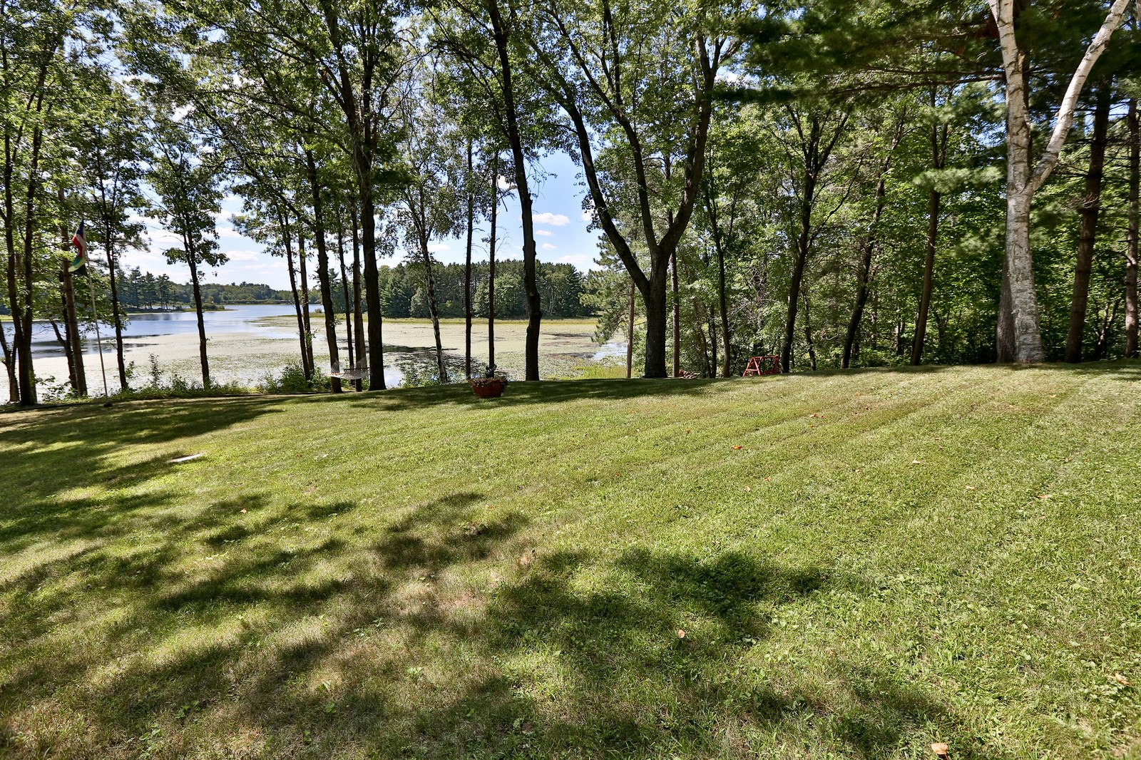 Real Estate Photography - 328 194th Street, Osceola, WI, 54020 - Back Yard