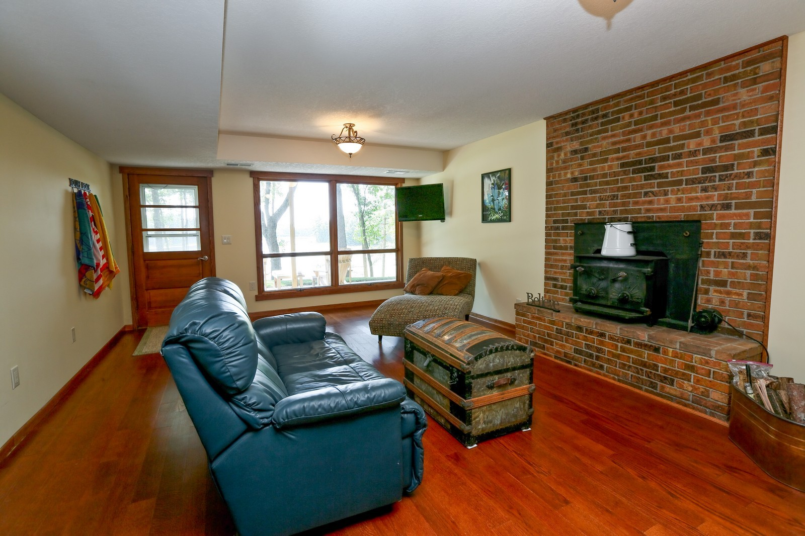 Real Estate Photography - 328 194th Street, Osceola, WI, 54020 - Family Room