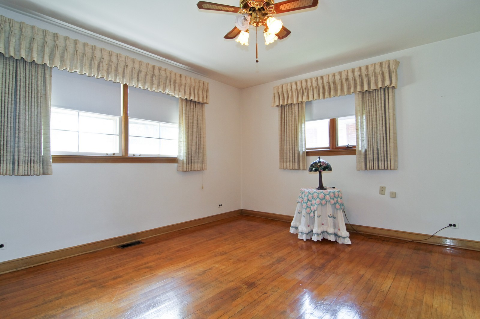 Real Estate Photography - 1300 Balmoral, Westchester, IL, 60154 - 3rd Bedroom