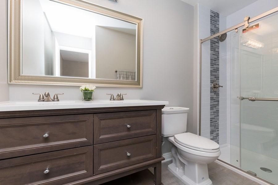 Real Estate Photography - 435 E Berry, Barrington, IL, 60010 - Master Bathroom