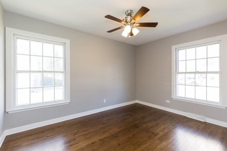 Real Estate Photography - 435 E Berry, Barrington, IL, 60010 - 3rd Bedroom