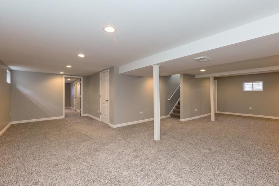 Real Estate Photography - 435 E Berry, Barrington, IL, 60010 - Lower Level