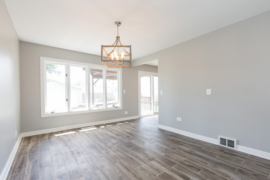 Real Estate Photography - 435 E Berry, Barrington, IL, 60010 - Dining Room
