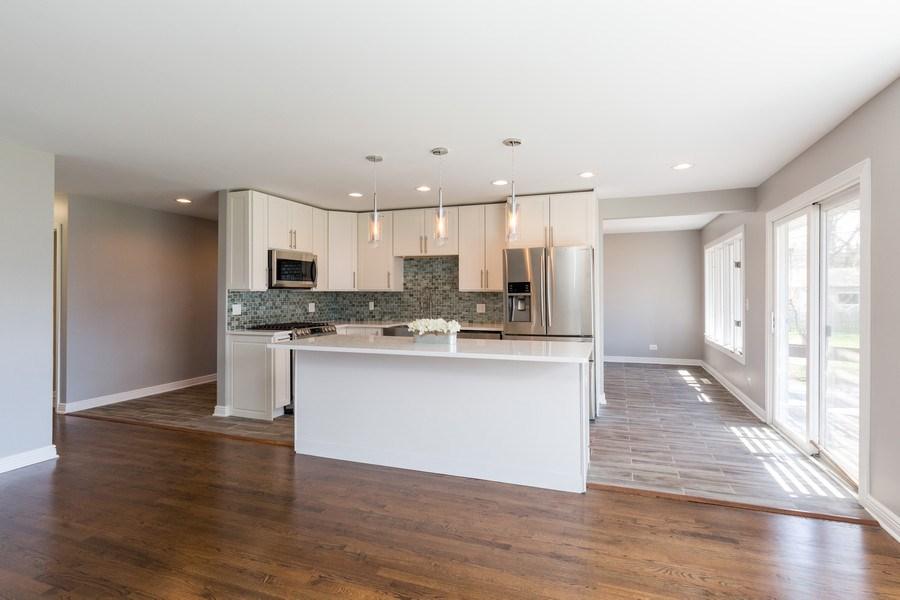 Real Estate Photography - 435 E Berry, Barrington, IL, 60010 - Kitchen