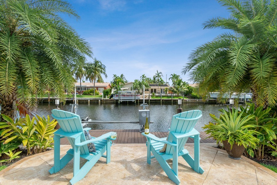 Real Estate Photography - 2761 N. E. 56 Court, Fort Lauderdale, FL, 33308 - View