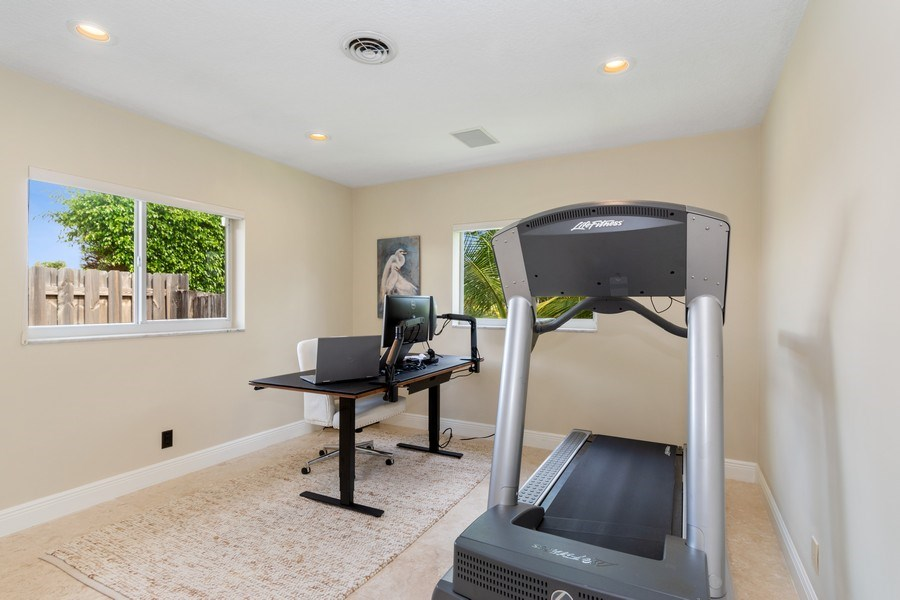 Real Estate Photography - 2761 N. E. 56 Court, Fort Lauderdale, FL, 33308 - 2nd Bedroom