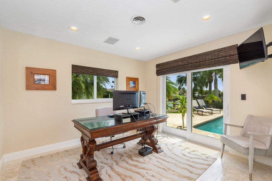 Real Estate Photography - 2761 N. E. 56 Court, Fort Lauderdale, FL, 33308 - 3rd Bedroom